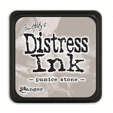 Carimbeira Distress Ink Tim Holtz Grande - Pumice Stone  - JuJu Scrapbook