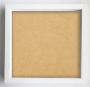 Moldura Funda 30 x 30 cm - Branca / JuJu Scrapbook