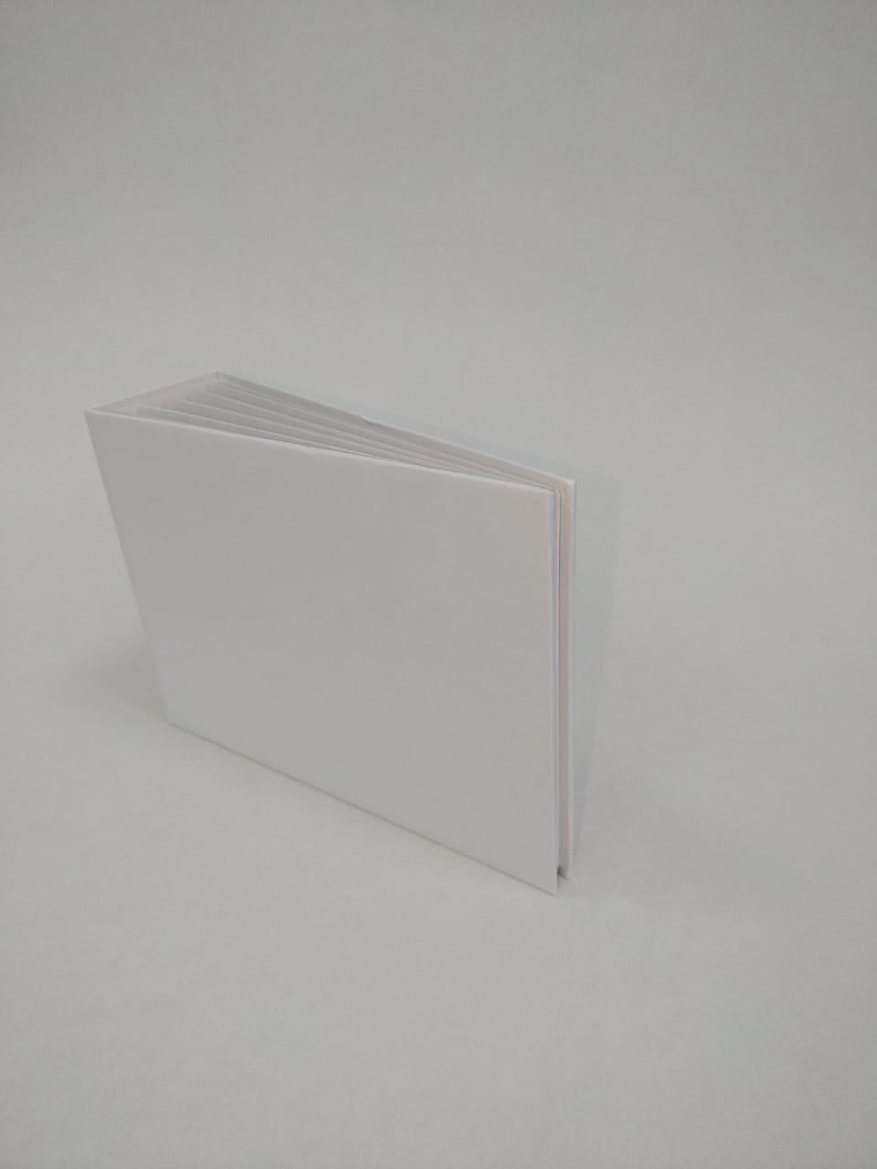 Álbum 12 x 17 com lombada Branco - JuJu Scrapbook  - JuJu Scrapbook