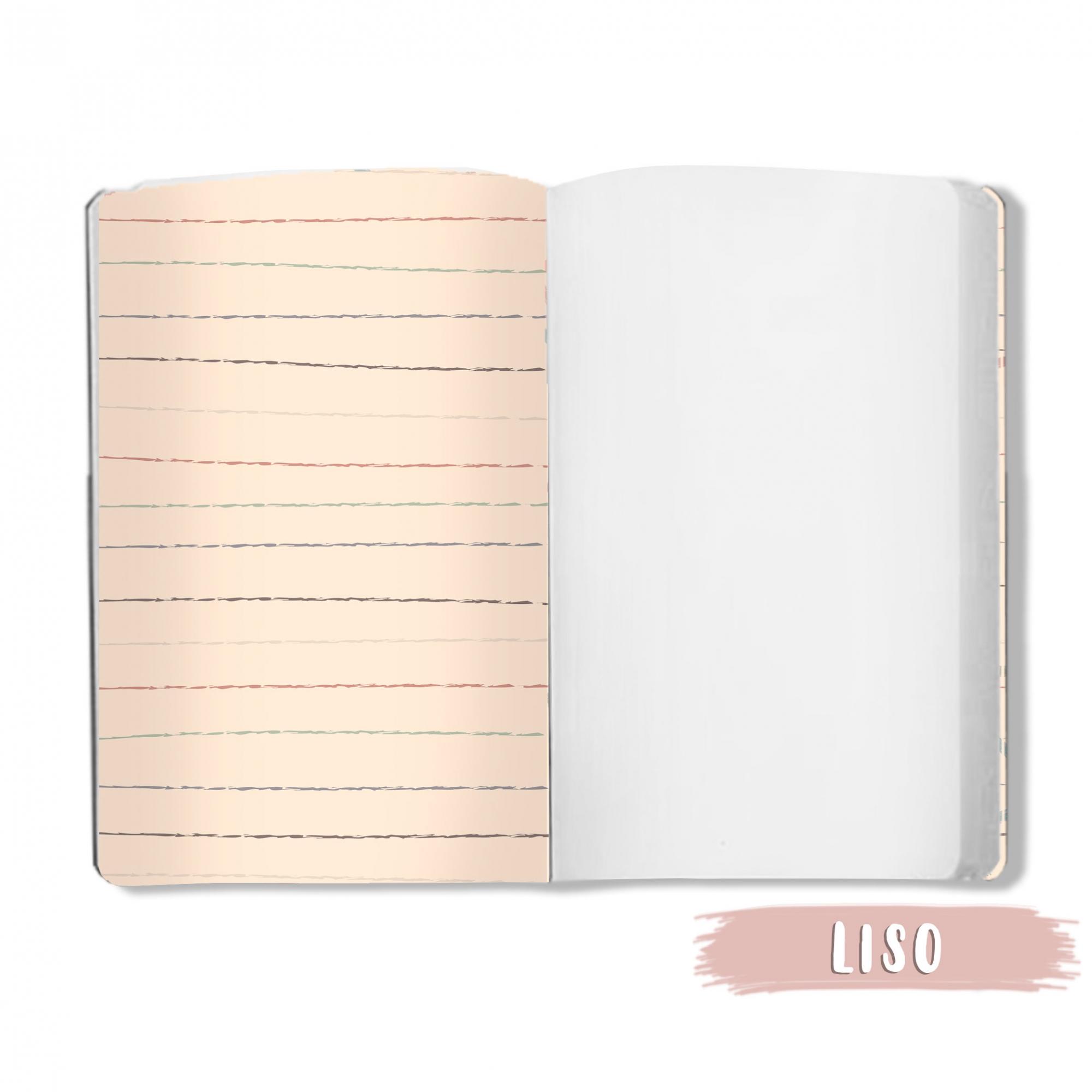 Caderno Abstrato - Scrap Minuto - Coleção Nosso Herói / Juju Scrapbook  - JuJu Scrapbook