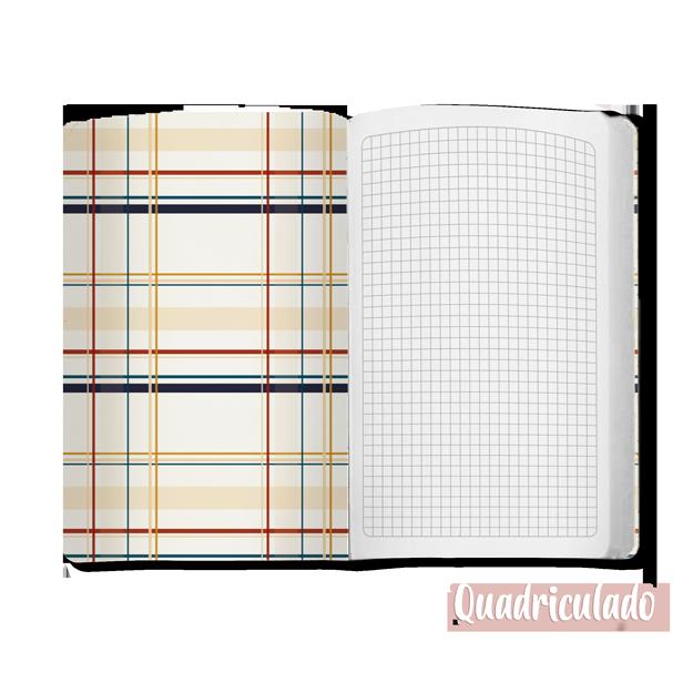 Caderno Arco-Íris - Scrap Minuto - Coleção Família para Sempre / JuJu Scrapbook  - JuJu Scrapbook