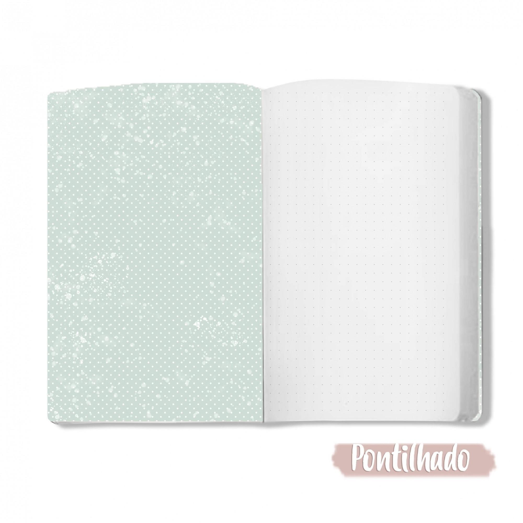 Caderno Confete - Scrap Minuto - Coleção Amizade é Tudo / Juju Scrapbook  - JuJu Scrapbook