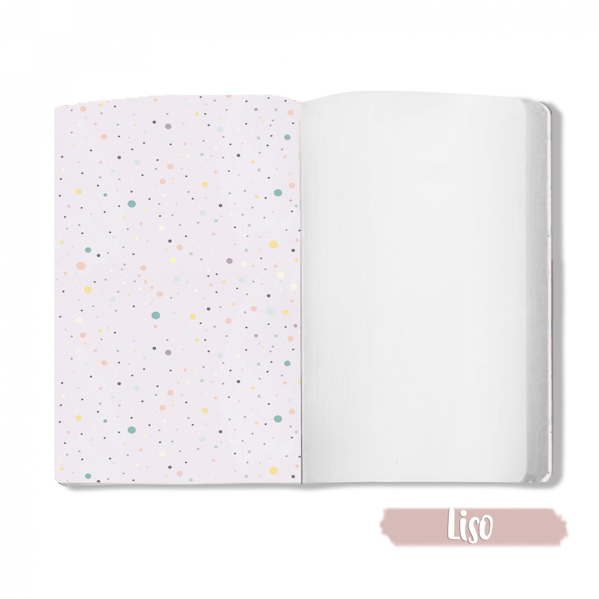 Caderno Coração Florido - Scrap Minuto - Coleção Amizade é Tudo / Juju Scrapbook  - JuJu Scrapbook