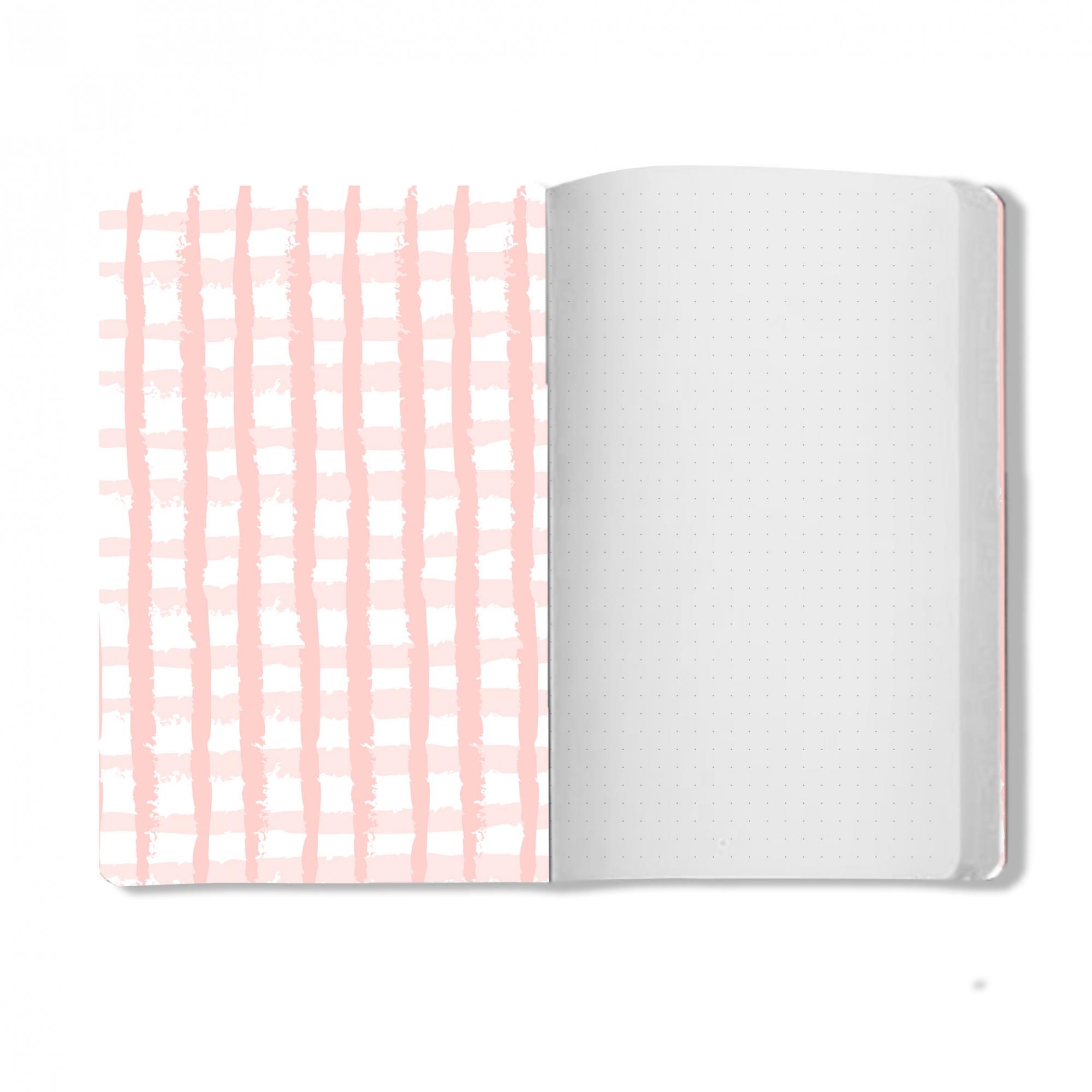 Caderno Meu Docinho - Scrap Minuto - Coleção Espalhando Amor / Juju Scrapbook  - JuJu Scrapbook