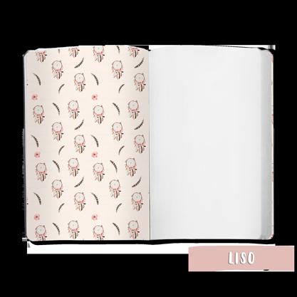 Caderno Filtro dos Sonhos - Scrap Minuto - Coleção Sonho Meu / Juju Scrapbook  - JuJu Scrapbook