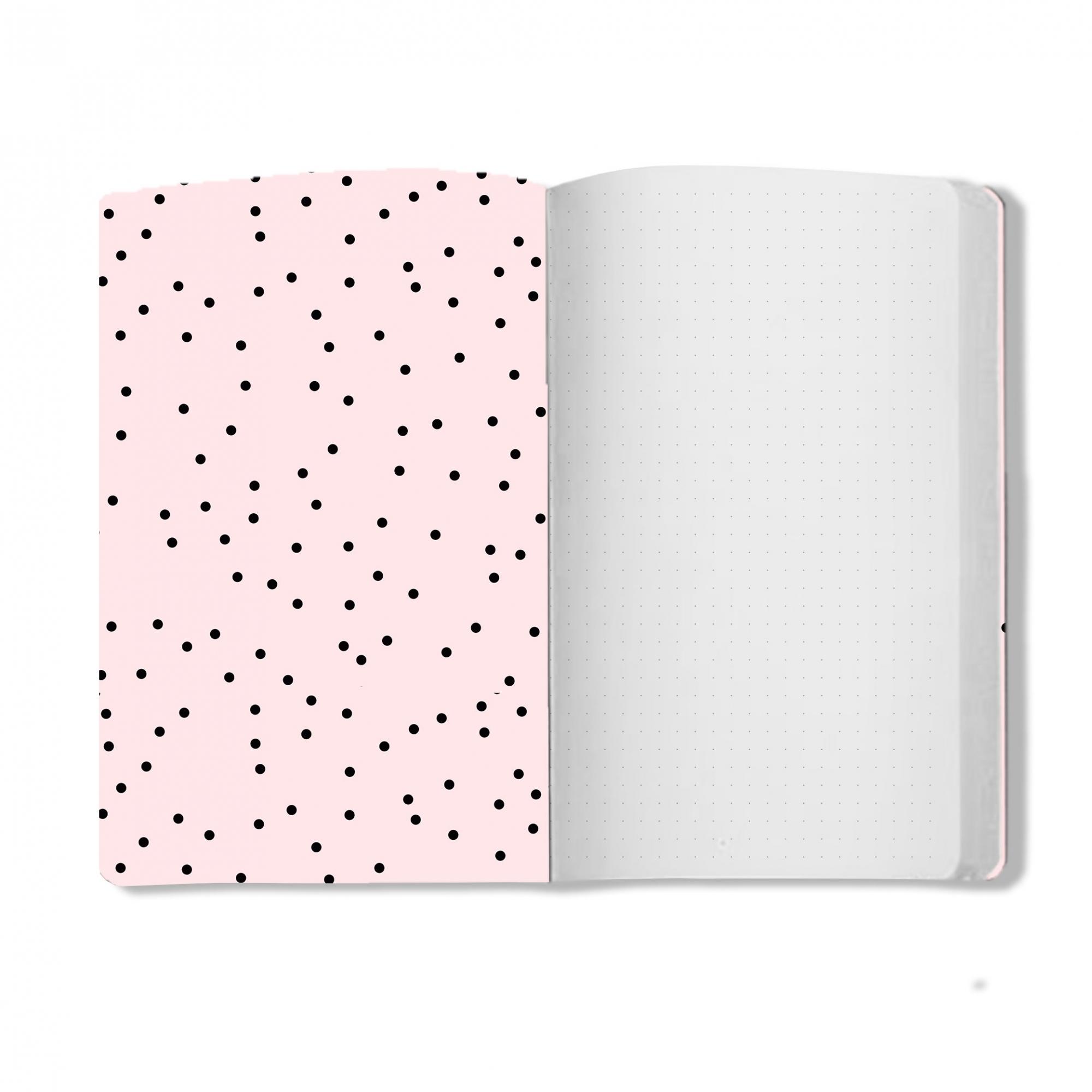Caderno O Amor é Simples - Scrap Minuto - Coleção Espalhando Amor / Juju Scrapbook  - JuJu Scrapbook