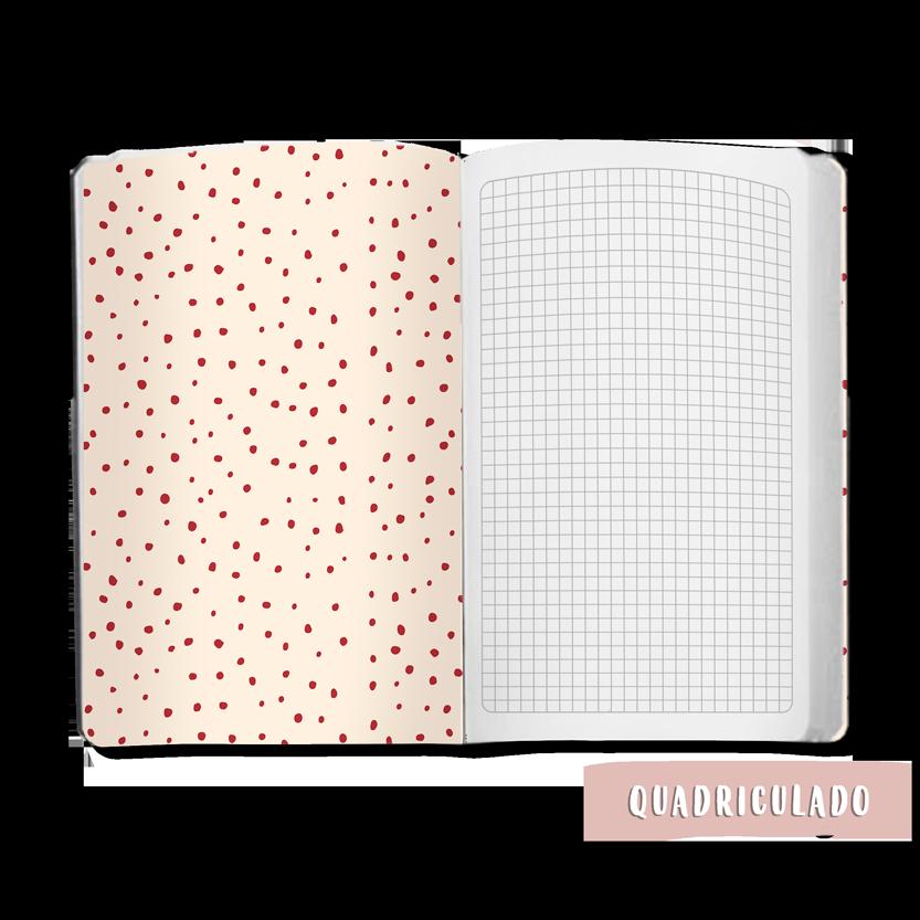 Caderno Pinceladas - Scrap Minuto - Coleção Nosso Herói / Juju Scrapbook  - JuJu Scrapbook