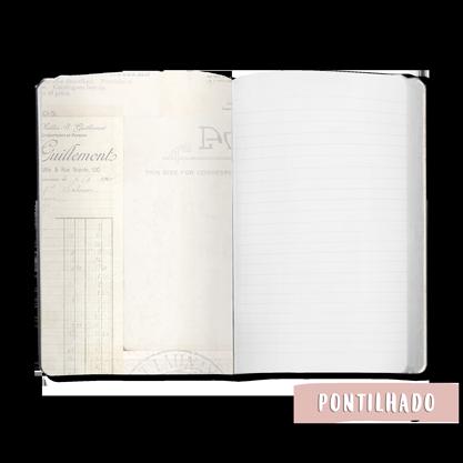 Caderno Regue seus Sonhos - Scrap Minuto - Coleção Sonho Meu / Juju Scrapbook  - JuJu Scrapbook