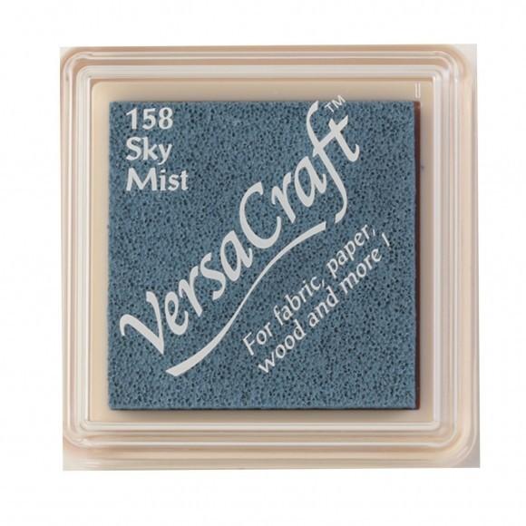 Carimbeira Versa Craft Pequena - Cor Sky Mist   - JuJu Scrapbook
