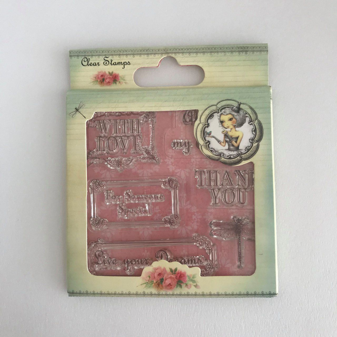 Clear Stamps  - JuJu Scrapbook