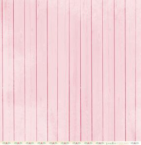 Papel O amor está no M(ar) - Coleção Paraíso Tropical - JuJu Scrapbook  - JuJu Scrapbook