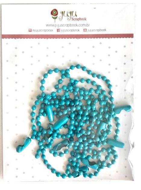 Correntinha - Céu de Domingo - Juju Scrapbook  - JuJu Scrapbook