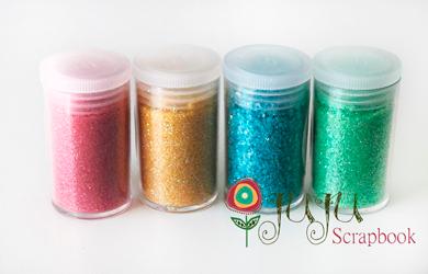 Kit Candy Color - Juju Scrapbook   - JuJu Scrapbook