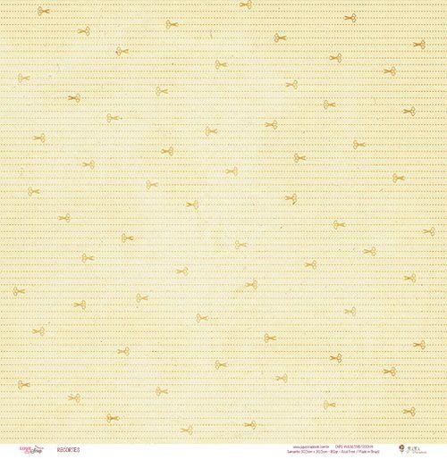 Kit Coordenado - Coleção Love Scrap / JuJu Scrapbook  - JuJu Scrapbook