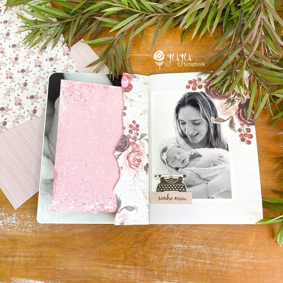 Kit Scrap Minuto Sonho Meu - Juju Scrapbook  - JuJu Scrapbook