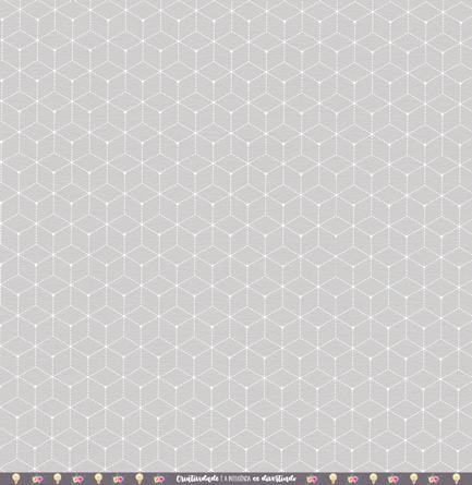 Papel Mente criativa - Coleção Quarentena Criativa - JuJu Scrapbook  - JuJu Scrapbook