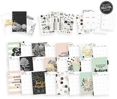 Planner Box Set - Carpe Diem  - JuJu Scrapbook