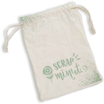 Scrap Minuto - Coleção Nosso Herói - Capa Confete  - JuJu Scrapbook