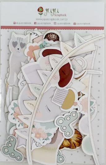 Scrap Minuto - Combo da Hora da Coleção Amizade é Tudo / JuJu Scrapbook  - JuJu Scrapbook