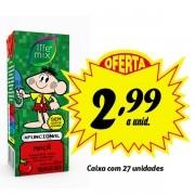 A MELHOR OPÇÃO PARA A LANCHEIRA! Bebida funcional Life Mix Kids Maçã 200ml (27 unidades)