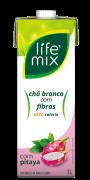 LIFE MIX CHÁ BRANCO COM FIBRAS COM PITAYA 1L - Frete grátis para cidade de SP acima de R$50,00