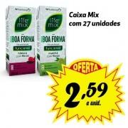 Chá funcional Life MIx Boa Forma sabores variados 200ml (27 unidades)