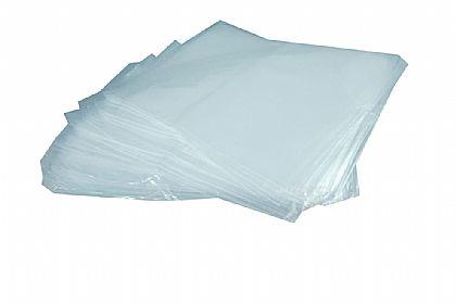 Saco plástico polietileno 18 X 25 X 0,05 (1 KG)  - Loja Embalatudo