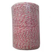 Barbante de algodão colorido para linguiça - 200 grs