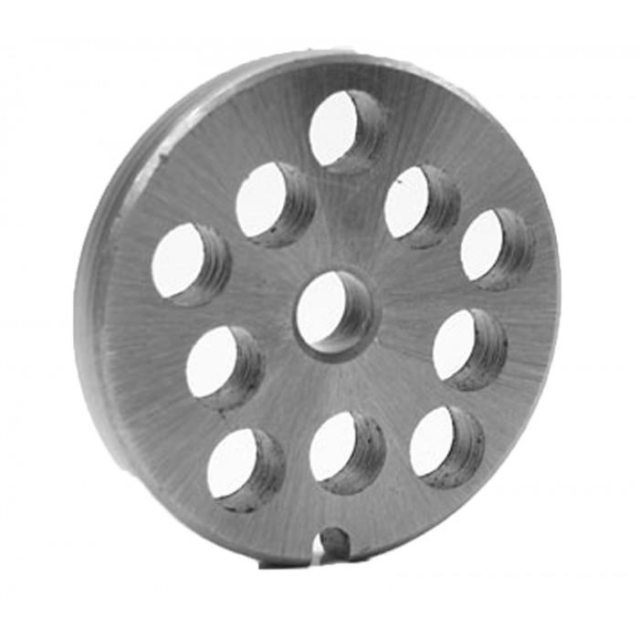 Disco para moedor de carne boca 10  - Loja Embalatudo