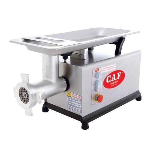 Máquina de moer / Moedor de carne CAF boca 22 220V  - Loja Embalatudo