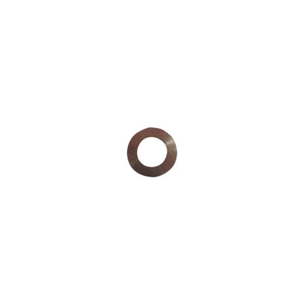 Arruela de bronze boca 10  - Loja Embalatudo