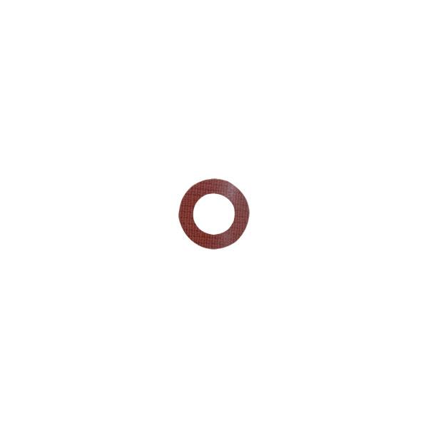 Arruela de fibra boca 22  - Loja Embalatudo