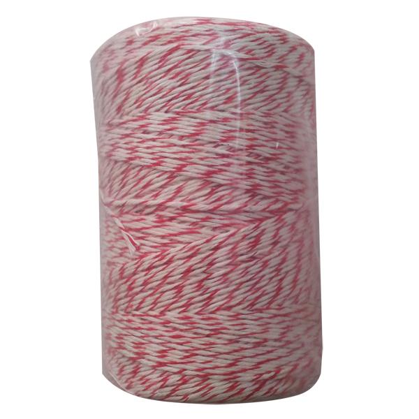 Barbante de algodão colorido para linguiça - 200 grs  - Loja Embalatudo