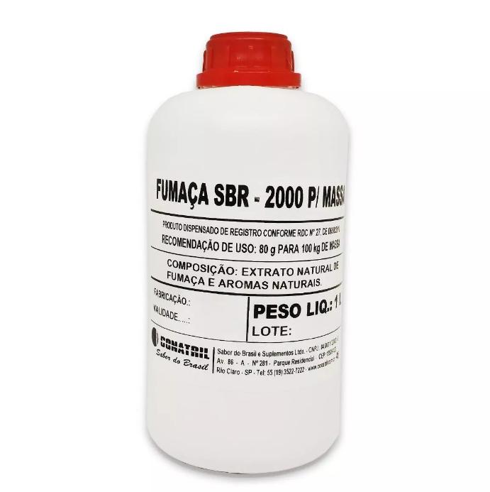 Fumaça Liquida Sbr 2000 - Conatril  - Loja Embalatudo