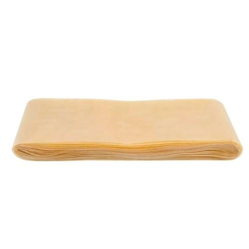 Tripa de Colágeno Calibre 100 mm para Salame - 10 metros  - Loja Embalatudo