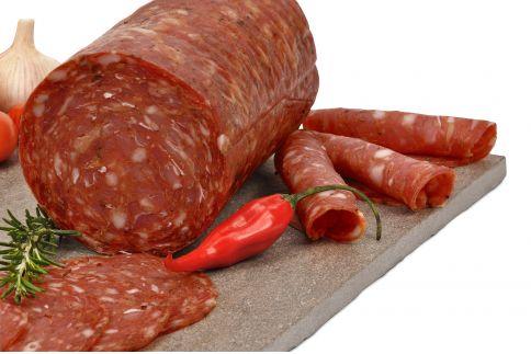 Tripa de Colágeno Calibre 45 para Salaminho  - Loja Embalatudo