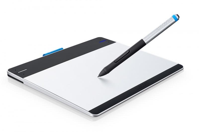 Mesa Digitalizadora Intuos Touch Small CTH480L - Wacom