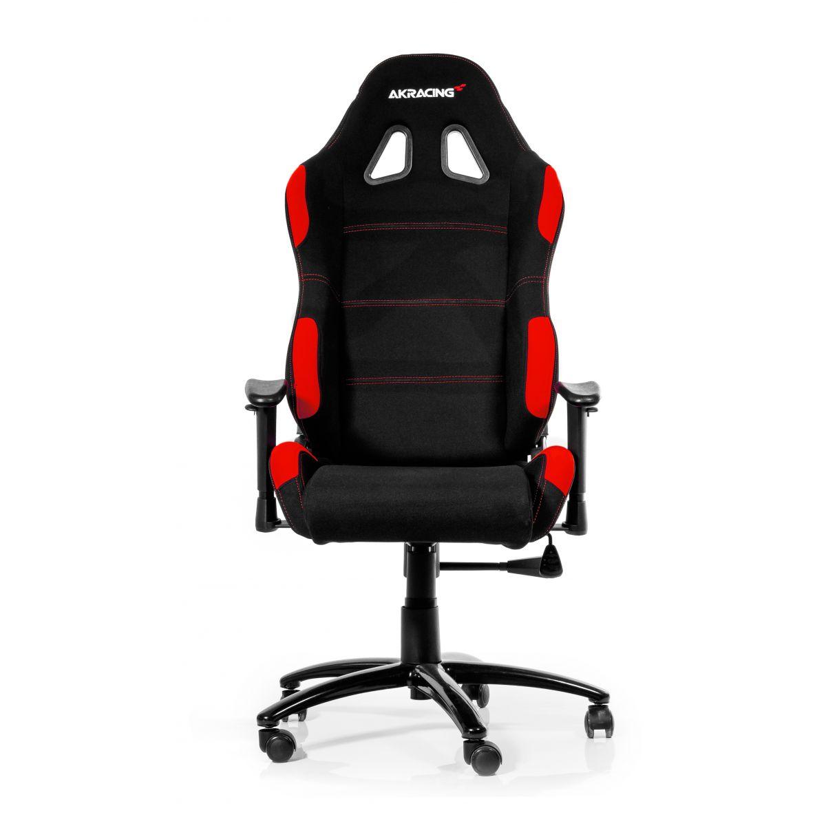 Cadeira AKRacing Gaming AK-K7012-BR Black/Red - AKRacing