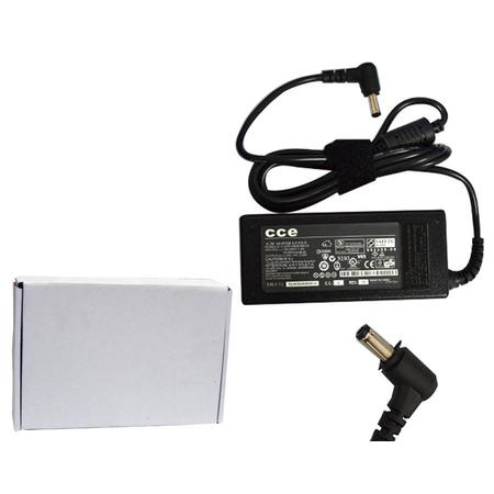Fonte para Notebook CCE 20V 3,25A Pino 5,522,5 ADP-65DB FT0072 - OEM