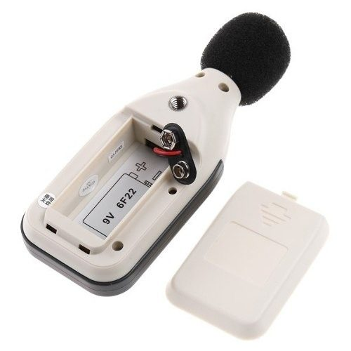 Decibelímetro Digital TT0005 Medidor Sonoro de 30 a 130DB - OEM