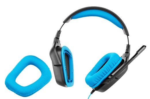 Fone de Ouvido G430 Surround Sound Gaming - Logitech