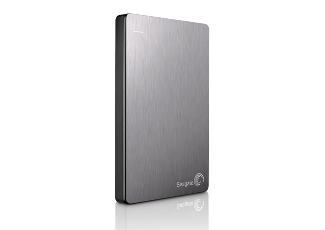 HD Externo 1TB Portátil Backup Plus Slim USB 3.0 SRD00F1 (STDR1000201) - Seagate
