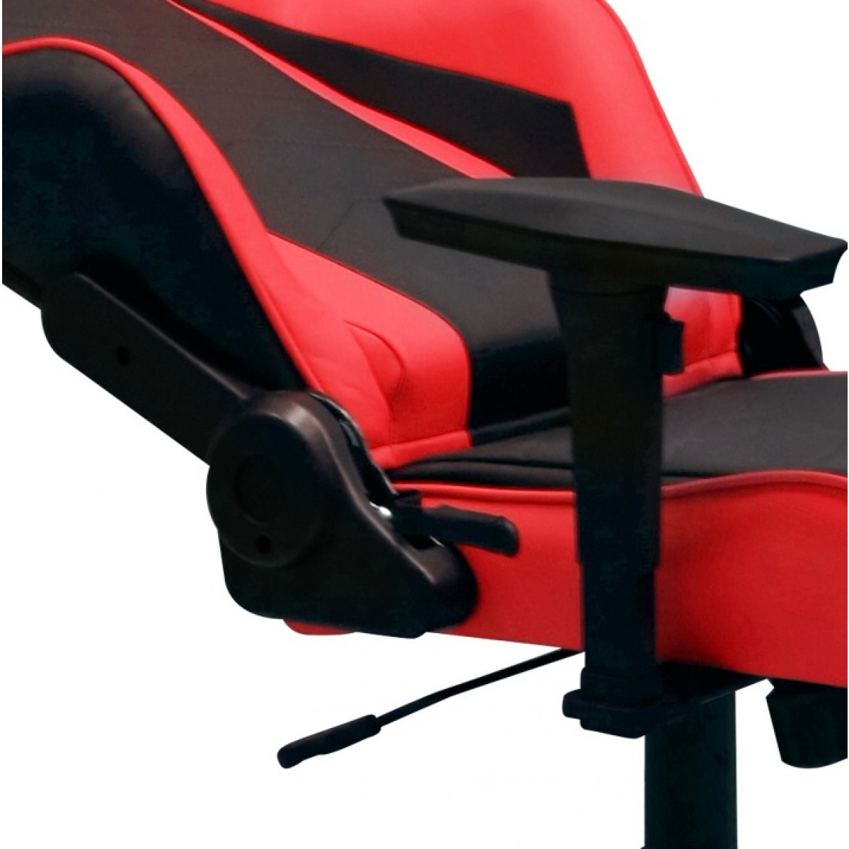 Cadeira R-Series OH/RF0/NR Preto/Vermelho - DXRacer