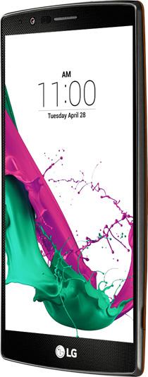 Smartphone LG G4 H815 Couro Hexa Core Tela 5.5 32GB 4G Câmera 16MP Android 5 - LG