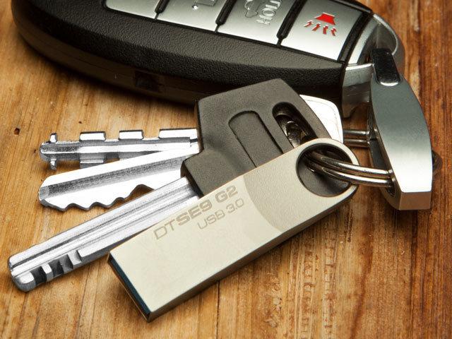 Pen Drive 16GB USB 3.0 Datatraveler DTSE9G2/16GB - Kingston