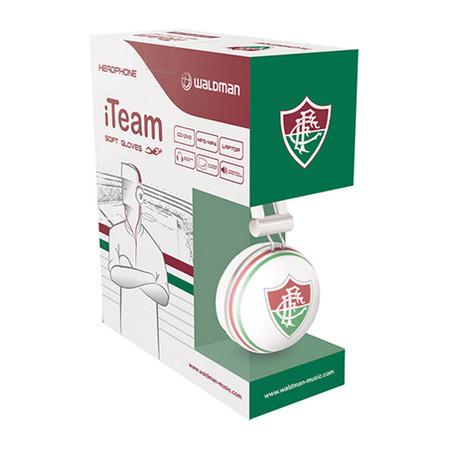 Fone de Ouvido Soft Gloves Fluminense SG-10/FLU - Waldman