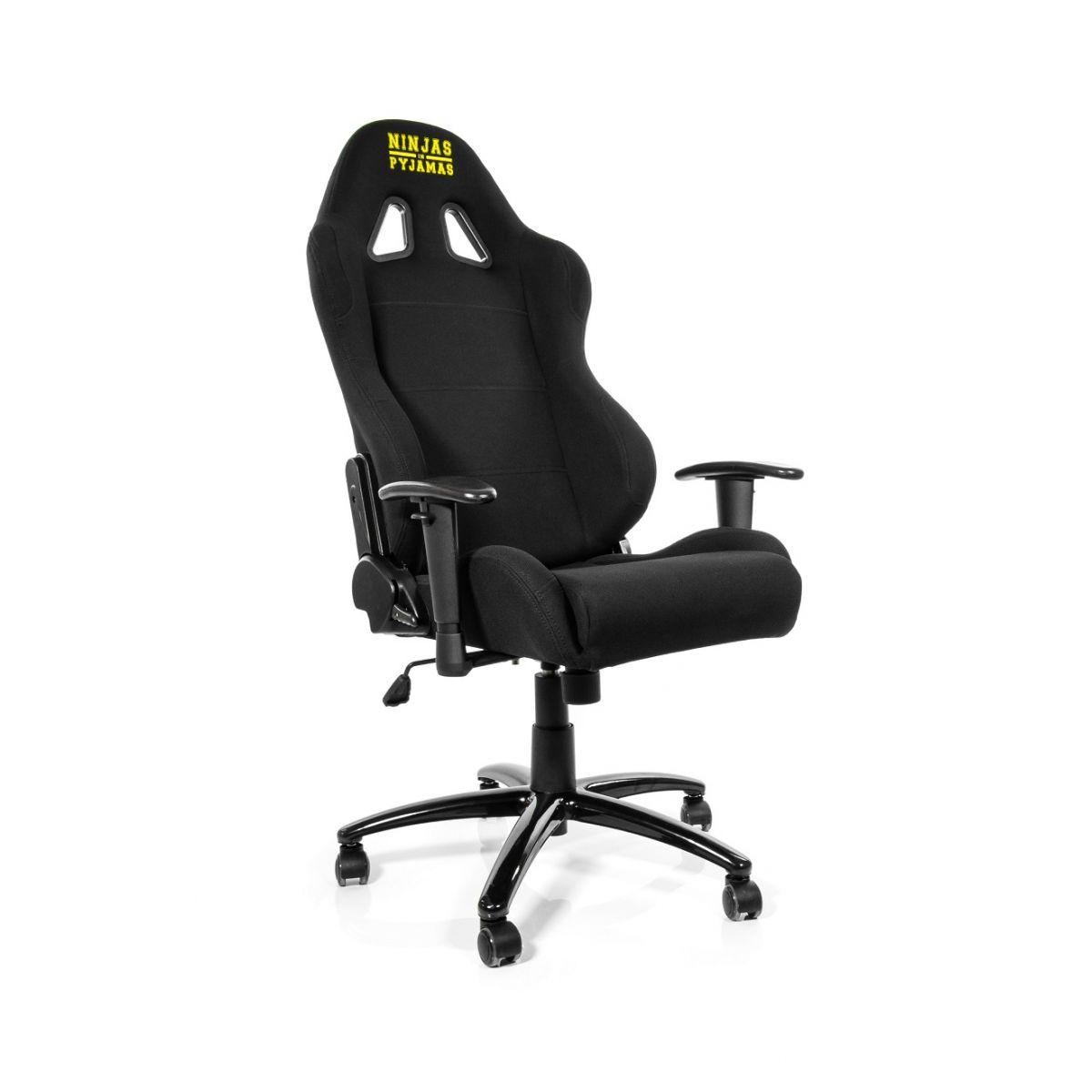 Cadeira AKRacing Gaming NIP Edition Black AK-K7012-BB-NIP - AKRacing