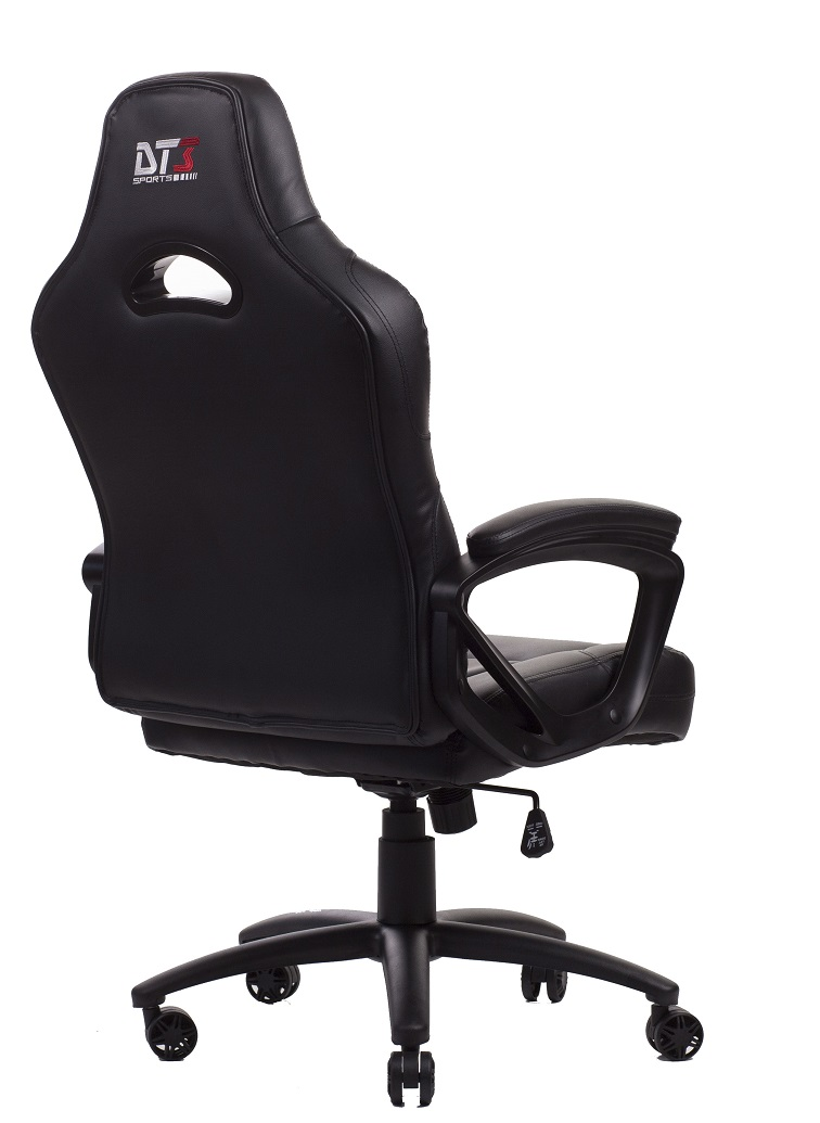 Cadeira Gaming GTX Black - DT3 Sports