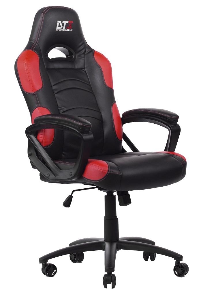 Cadeira Gaming GTX Red - DT3 Sports