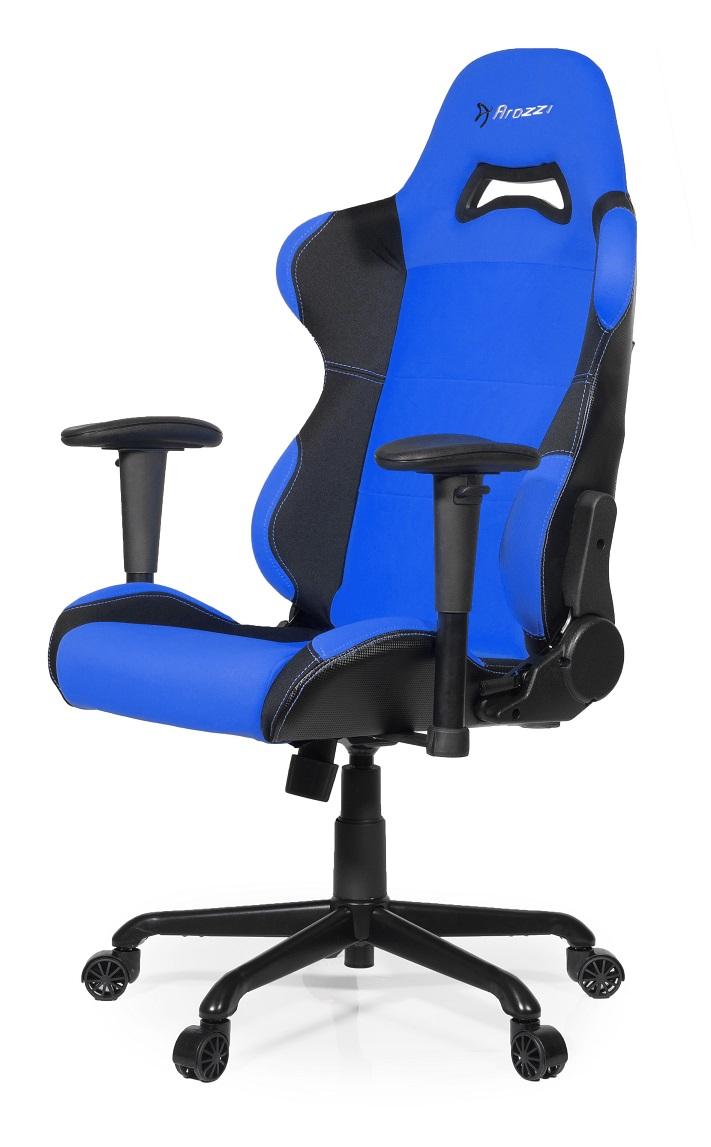 Cadeira Gaming Torretta Blue - Arozzi
